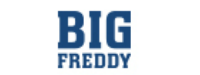 Big Freddy - canvas doek aanbieder Logo
